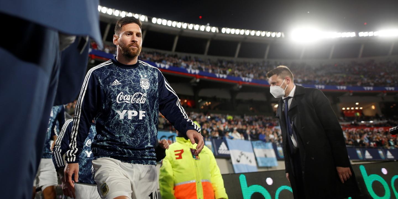 Mundial2022: Messi pegou na 'batuta' e Argentina arrasou Uruguai thumbnail