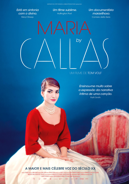 """Maria by Callas"": ganhe convites para a antestreia"