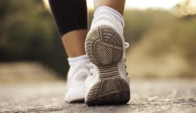 Caminhar: ponha-se em forma com mil passos de cada vez