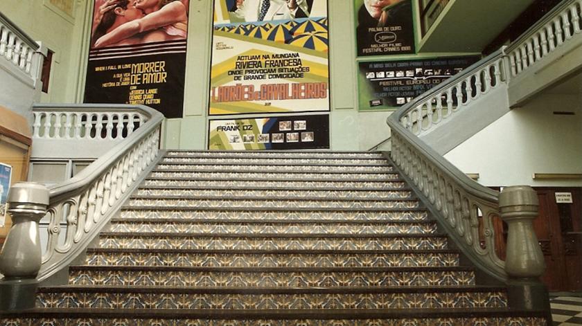 COVID-19: Cinemas Trindade, no Porto, e São Jorge, em Lisboa, reabrem a 1 de junho