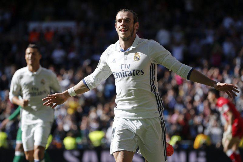 PSG centra atenções em Gareth Bale
