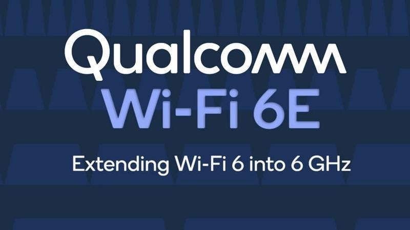 Qualcomm anuncia novos chips Wi-Fi 6E para smartphones e routers