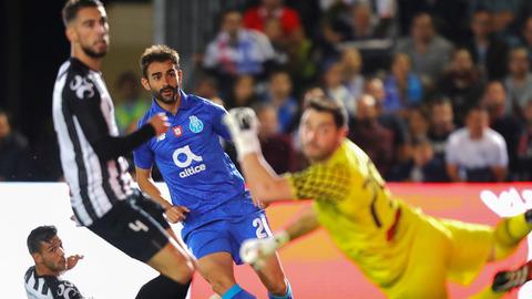 """Adrián López: """"Estou muito feliz por ter ajudado a equipa"""""""