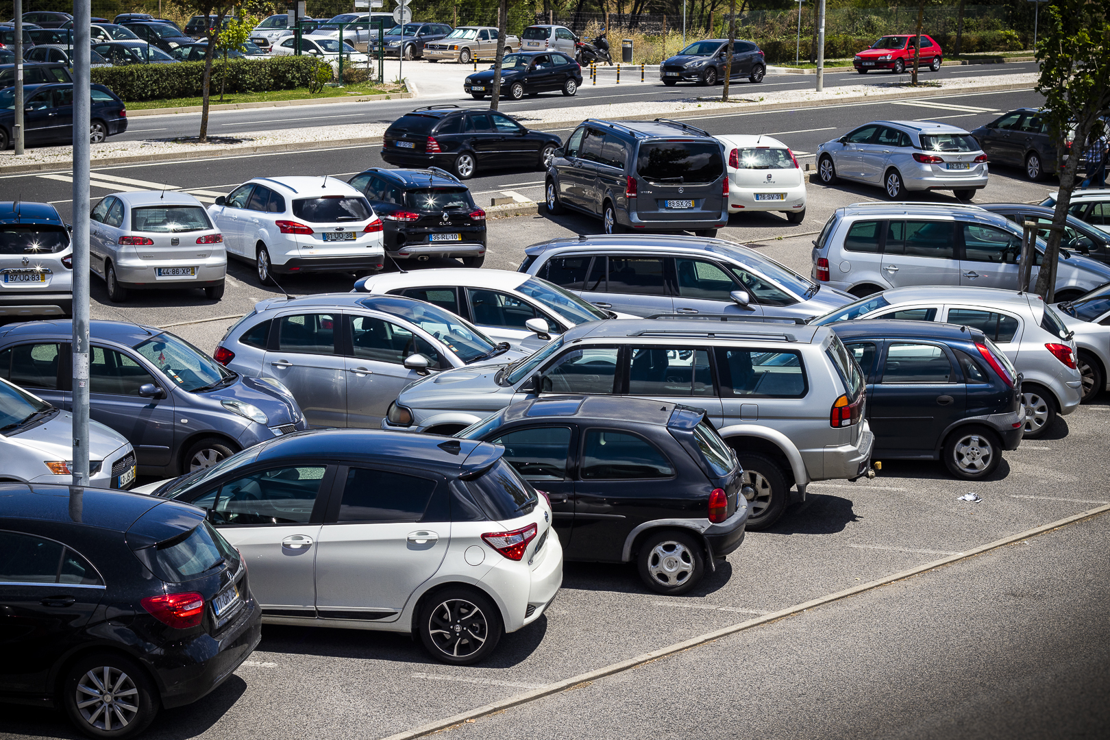 Mais de 100 viaturas importadas de alta gama apreendidas no distrito de Aveiro
