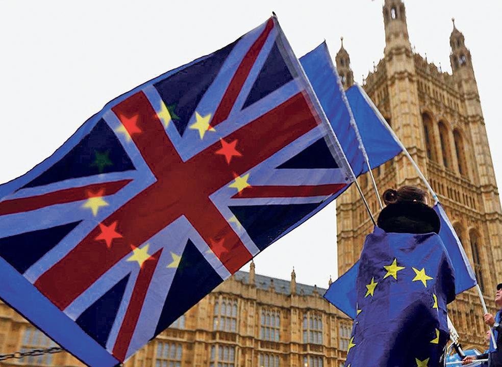 Brexit: Partido da Irlanda do Norte prefere 'no deal' a acordo com Bruxelas