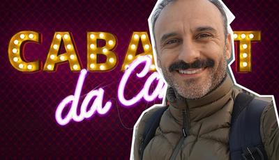 """""""Cabaret da Coxa"""": talk show de bolinha vermelha com Rui Unas vai voltar"""