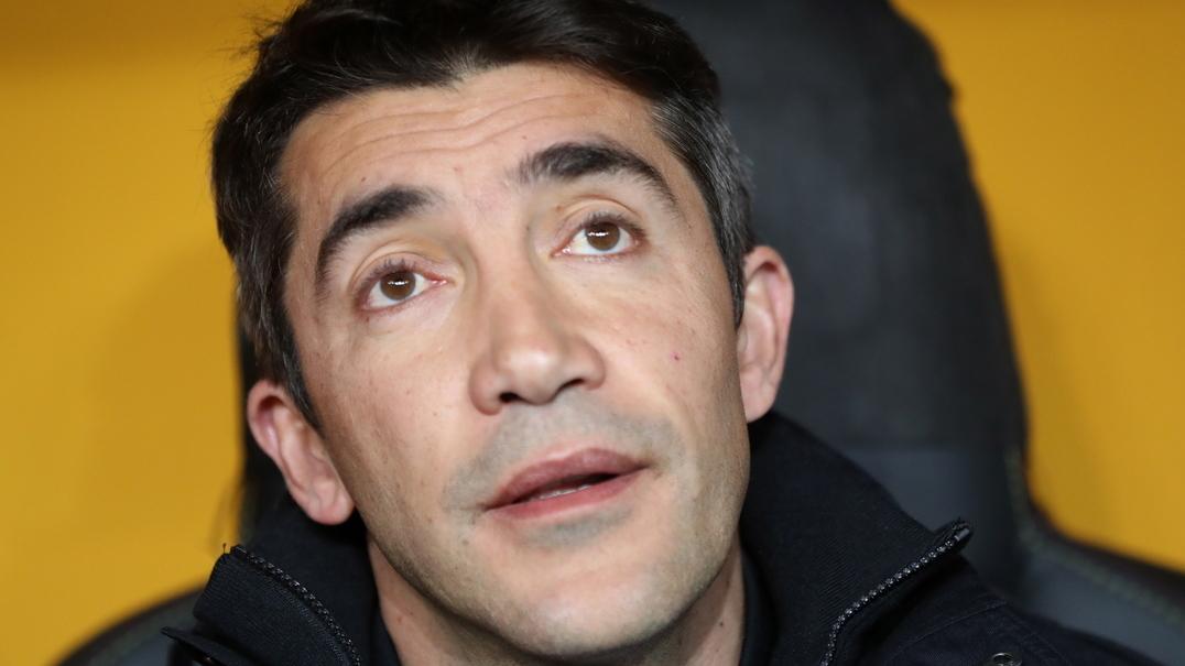 Bruno Lage ainda não consegue pensar no jogo com o FC Porto