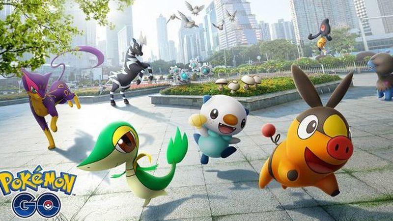 Pokémon GO recebe quinta geração dos famosos monstrinhos. Há muito mais para apanhar agora