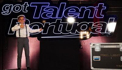 """Vasco, o menino de nove anos que conquistou os jurados de """"Got Talent Portugal"""""""