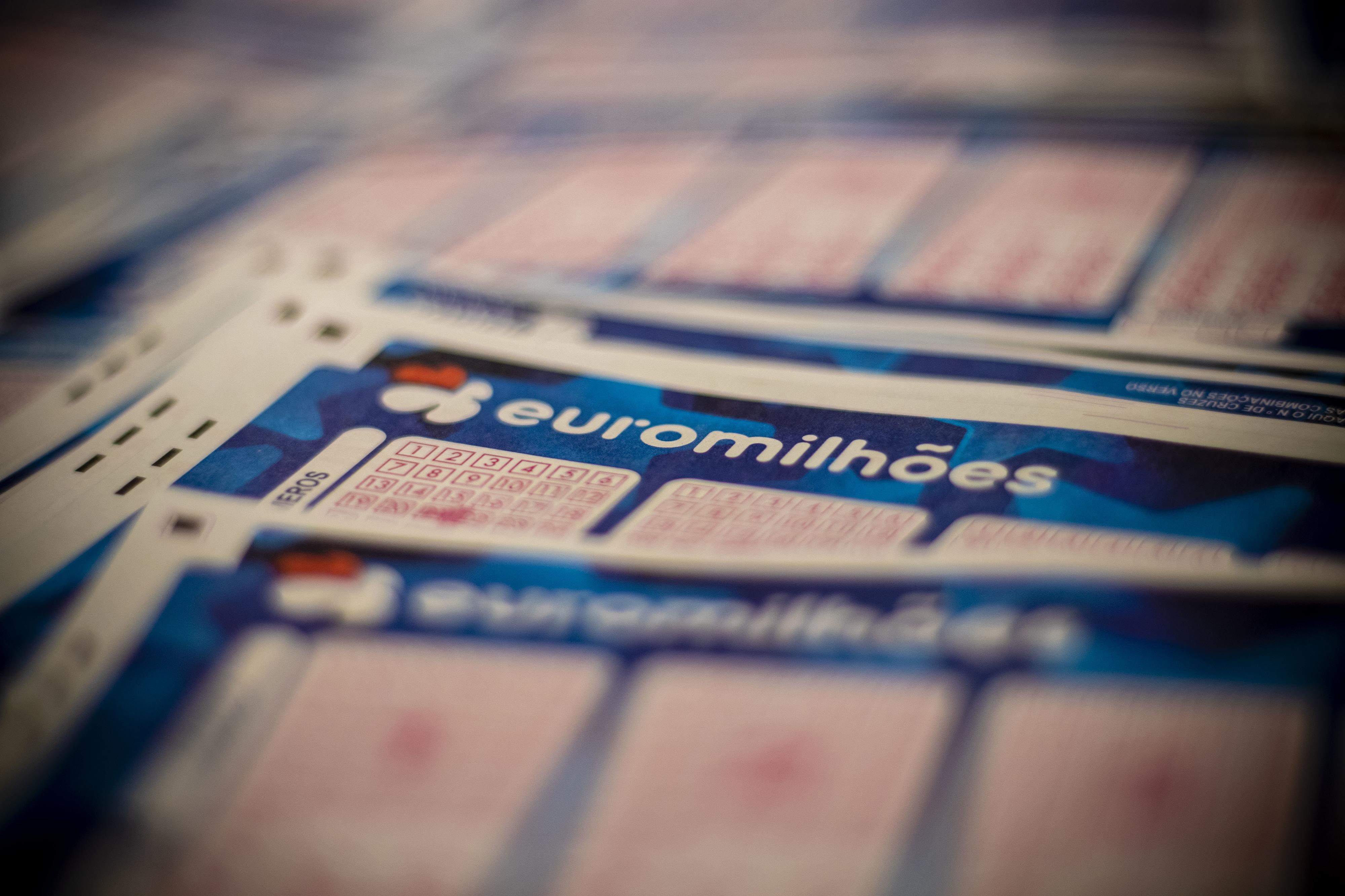 'Jackpot' de 47 milhões de euros no próximo sorteio do Euromilhões