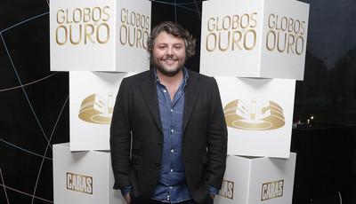 César Mourão é o apresentador dos Globos de Ouro