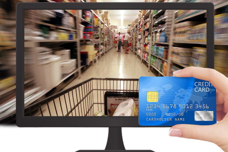 Isolamento transforma computadores e smartphones em carrinhos de compras virtuais