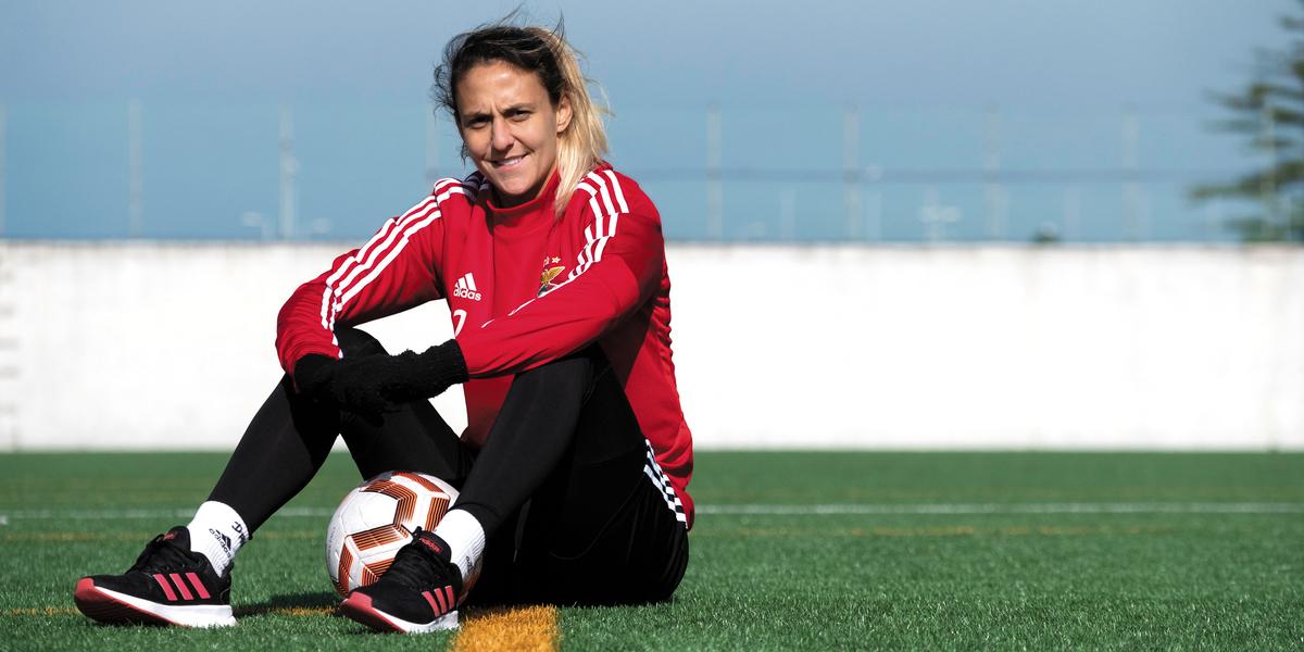 """Darlene de Souza: """"Acredito que o futebol feminino ainda vai crescer mais"""""""