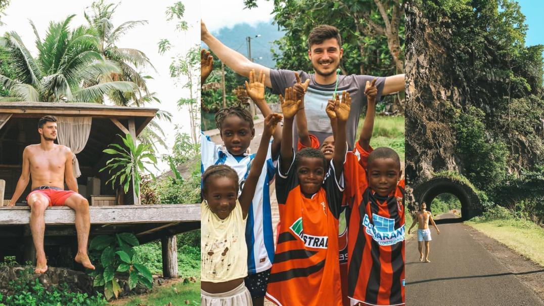 São Tomé e Príncipe: depois de ver este vídeo vai querer fazer as malas