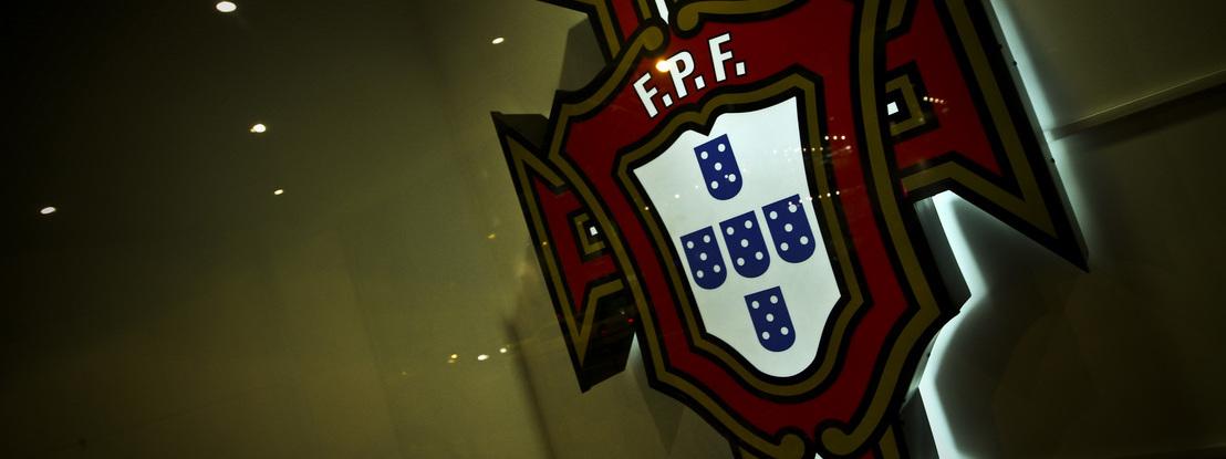 Federação Portuguesa de Futebol dá por concluídas provas nacionais não-profissionais