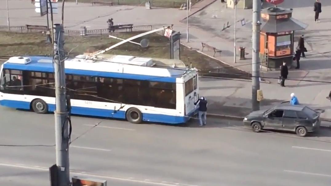 Um tentativa louca de reboque vinda diretamente da Rússia