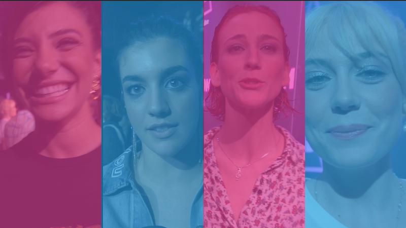 """""""Bem Bom"""": à conversa com as atrizes e a realizadora do filme sobre as Doce"""
