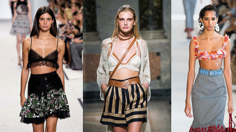 Moda: Explicamos porque é que mostrar o umbigo é o novo preto