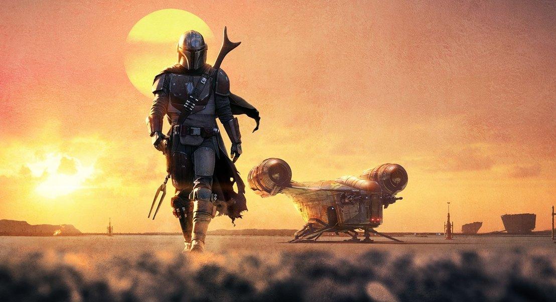 """""""The Mandalorian"""": primeiro trailer revela novo épico espacial no universo """"Star Wars"""""""