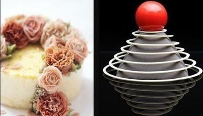 São bolos, mas também obras-primas, aquilo que fazem os melhores cake designers do mundo