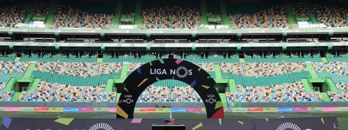 Sporting - SC Braga: eis os onzes oficiais para o jogo em Alvalade