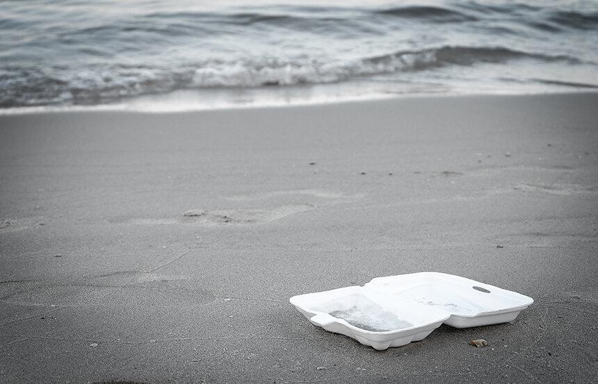 Tenha uma boa ideia para minorar o efeito da esferovite no oceano e ganhe 25 mil euros