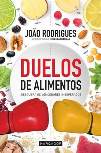 """Ganhe o livro """"Duelos de Alimentos - Descubra os Vencedores Inesperados"""""""