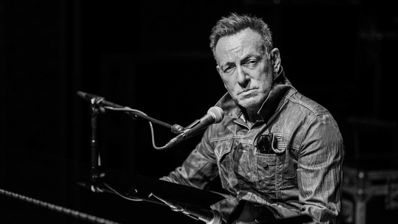 Bruce Springsteen diz adeus à Broadway mas instala-se na Netflix