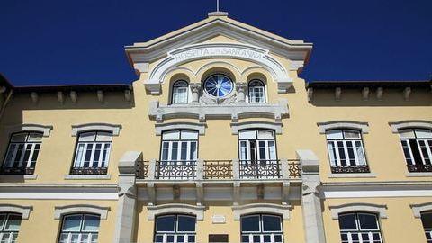 No Hospital de Sant'Ana até os médicos recebem conforto moral
