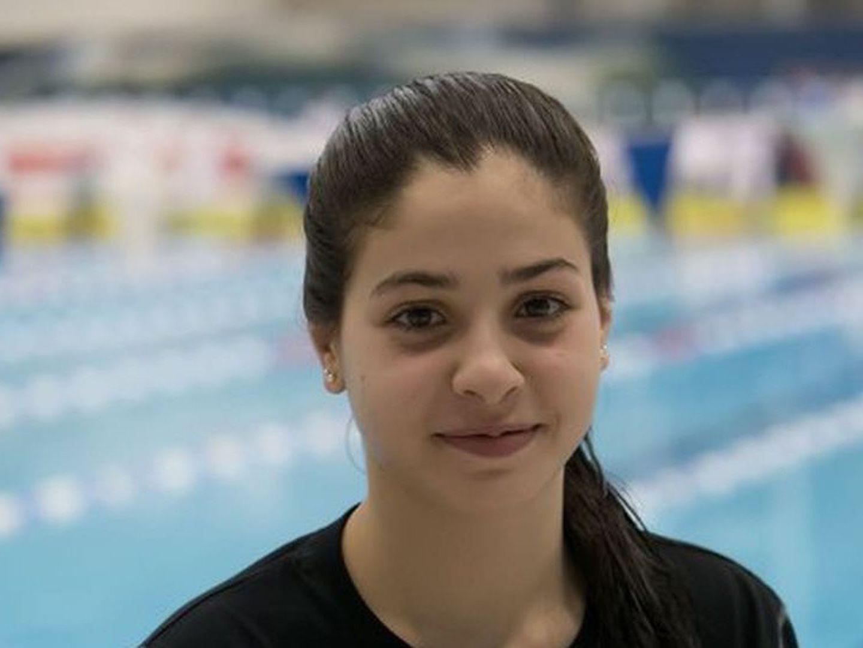 Ela é síria e chegou a nado à Europa. Competiu no Rio2016 e agora foi nomeada embaixadora da ONU