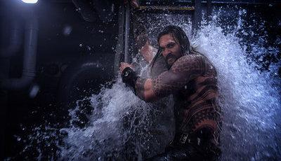 """""""Aquaman"""" entra no clube restrito dos maiores sucessos de bilheteira de sempre"""