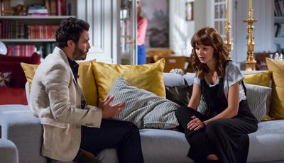 Em breve em 'Valor da Vida': abandonada por Vasco, Sara ameaça a irmã