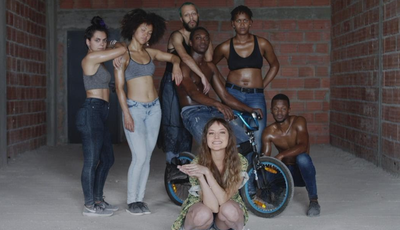 Cantora brasileira gera polémica com videoclip