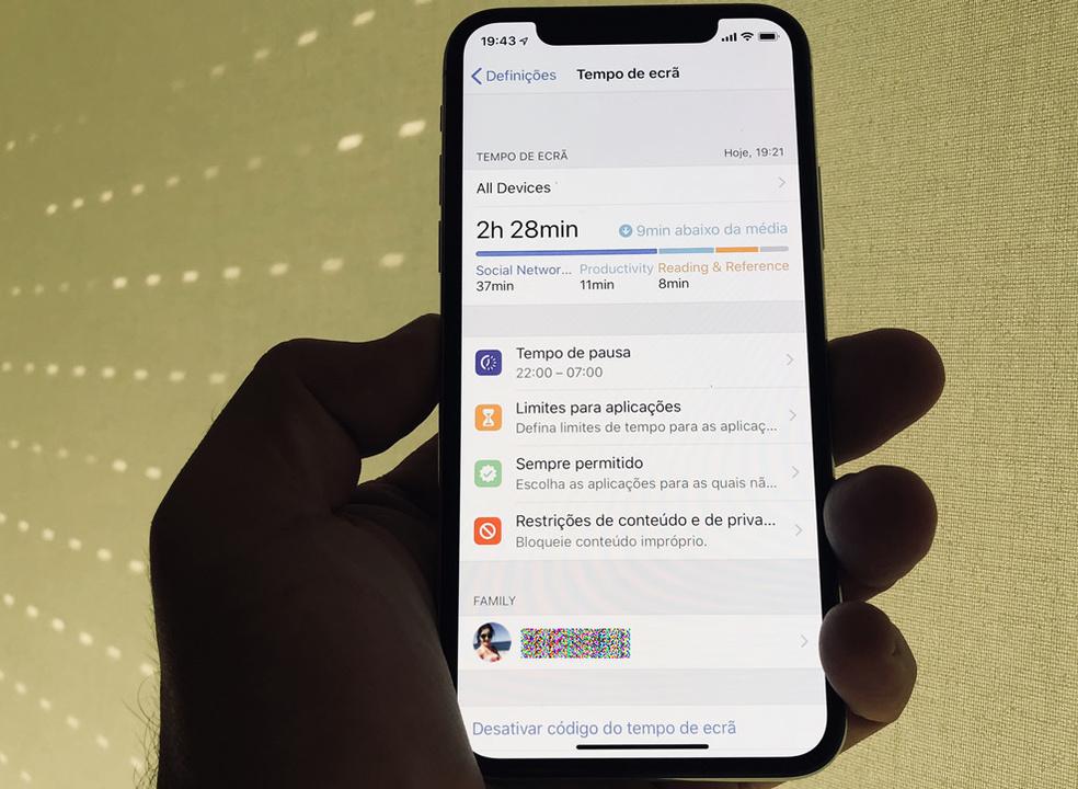 Tempo de Ecrã –  a nova funcionalidade do iOS 12 que surpreendeu Tim Cook