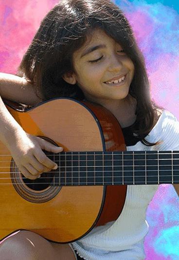 Ganhe 1 inscrição + 5 mensalidades em aulas de música