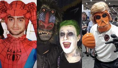 De Daniel Radcliffe a Jared Leto: as estrelas que andaram à vontade na Comic-Con