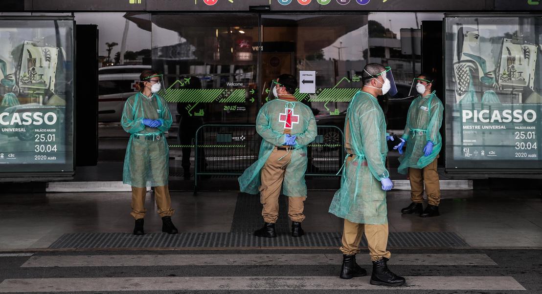COVID-19: Portugal com 435 mortes e 15.472 infetados