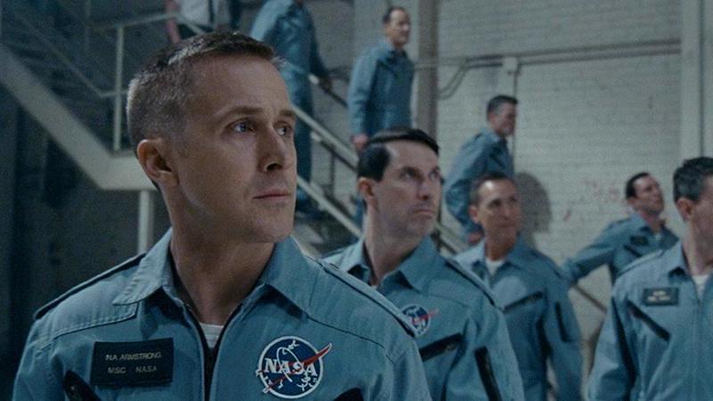 """""""O Primeiro Homem na Lua"""": o carácter de um homem que fez a pegada que uniu a Humanidade"""
