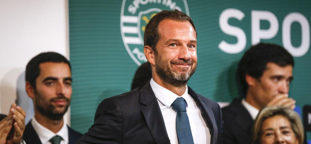 Oficial: Sporting confirma acordo com a Apollo