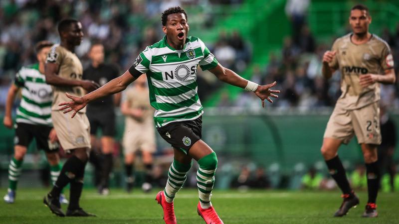 2-0. Sporting vence Boavista e coloca pressão no SC Braga