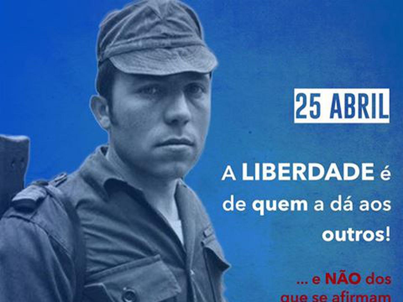 Alfredo Cunha processa Juventude Popular por utilização e manipulação de fotografia de Salgueiro Maia