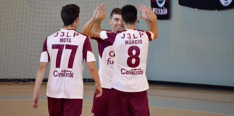 """Futsal: Márcio garante estar a viver um """"sonho"""" com a chamada à seleção"""