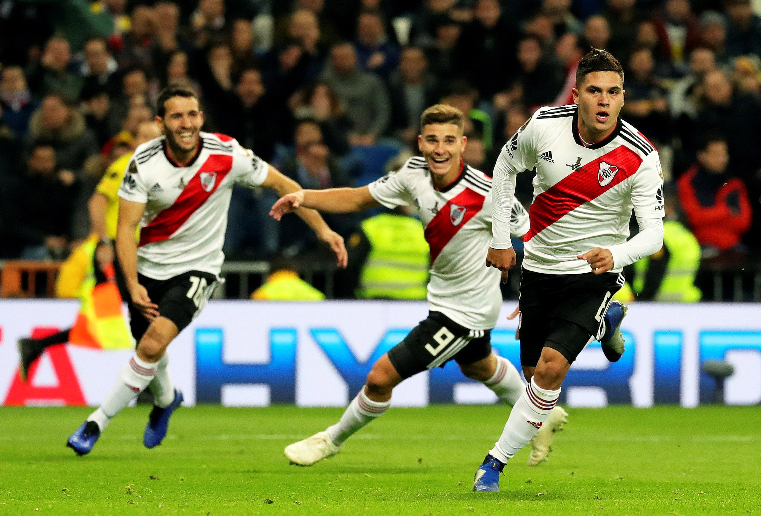 Juan Quintero mais longe do Real Madrid