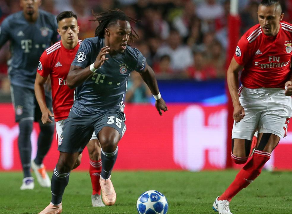 Benfica 0-2 Bayern: O bom filho à casa... marca