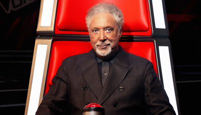 "Tom Jones de regresso ao ""The Voice"" britânico"