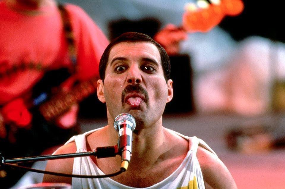 Throwback Beauty - Freddie Mercury: a Beleza do cantor que ...