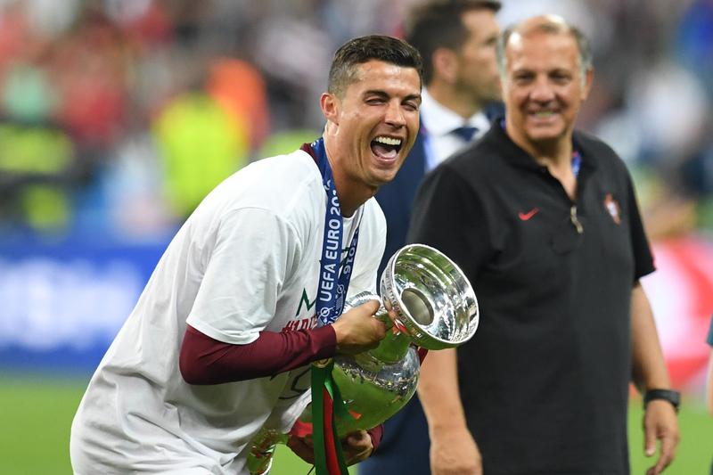 """Ronaldo: """"Tive um ano extraordinário"""""""