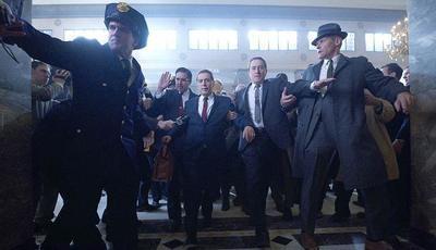 """""""O Irlandês"""": Netflix divulga números mundiais do filme de Scorsese"""