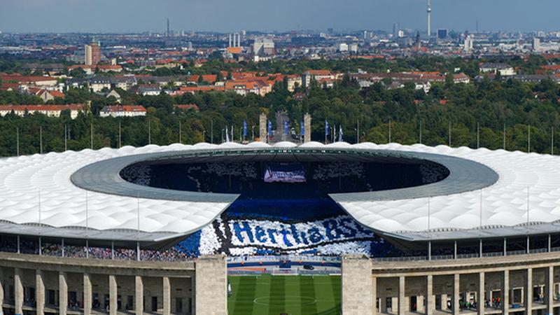 U2 vão ter de pagar 90 mil euros na reabilitação do Olímpico de Berlim