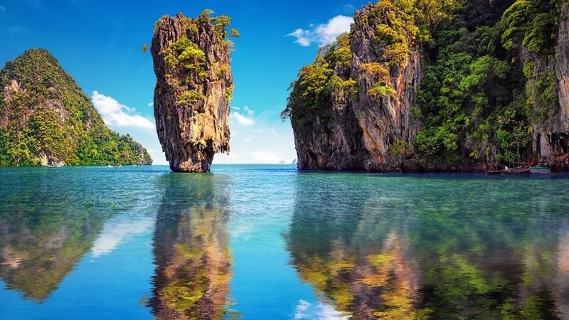 As baías mais lindas do mundo